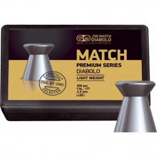 Пульки JSB Match Premium light 4.5мм, 0.5г (200шт) (1005-200) - Фото №1