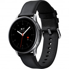 Смарт-годинник Samsung SM-R820 Galaxy Watch Active 2 44mm Stainless Steel Silver (SM-R820NSSASEK) Ти - Фото №1
