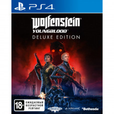 Игра SONY Wolfenstein: Youngblood. Deluxe Edition [PS4, Russian subtit (6425540) - Фото №1