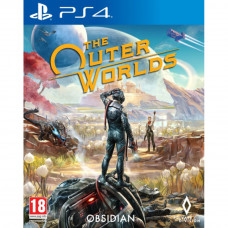 Игра SONY The Outer Worlds [PS4, Blu-Ray диск] (5026555426237) - Фото №1