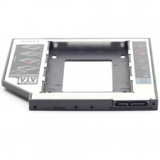 Фрейм-переходник GEMBIRD HDD 2.5'' to notebook ODD SATA (MF-95-02) - Фото №1