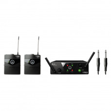 Микрофон AKG WMS40 Mini2 Instrumental Set BD ISM2/3 EU/US/UK - Фото №1