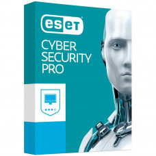 Антивірус ESET Cyber Security Pro для 23 ПК, лицензия на 2year (36_23_2) Продукт - Cyber Security Pr - Фото №1