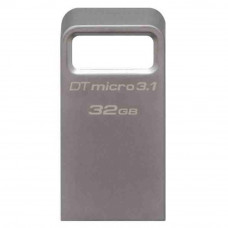 USB флеш накопитель Kingston 32Gb DT Micro USB 3.1 (DTMC3/32GB) - Фото №1