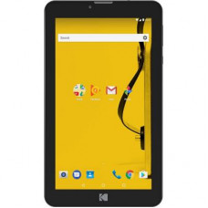 Планшет Kodak Tablet 7 Black 16GB (503445) 7', IPS (PLS), 1024 х 600, Android 7.0, MediaTek MT8321,