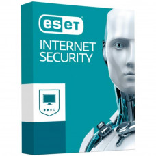 Антивірус ESET Internet Security для 10 ПК, лицензия на 2year (52_10_2)