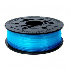 Пластик для 3D-принтера XYZprinting PLA 1.75мм/0.6кг Filament, Clear Blue, for daVinci (RFPLBXEU05J)