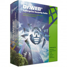 Антивірус Dr. Web Gateway Security Suite + ЦУ 20 ПК 1 год эл. лиц. (LBG-AC-12M-20-A3) Продукт - Gate