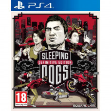 Игра SONY Sleeping Dogs Definitive [PS4, English version] (SDOGD4EN0) - Фото №1