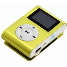 mp3 плеєр TOTO With display&Earphone Mp3 Green (TPS-02-Green) Немає, +, немає, слот microSD, зелений