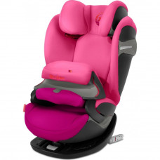Автокресло Cybex Pallas S-fix Passion Pink (518000933) - Фото №1