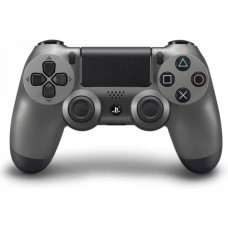 Геймпад SONY PS4 Dualshock 4 V2 Steel Black радіо інтерфейс