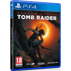 Игра SONY SHADOW OF THE TOMB RAIDER STANDARD EDITION [PS4, Russian ver (SSHTR4RU01) - Фото №1