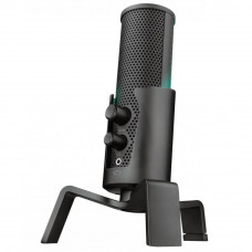 Микрофон Trust GXT 258 Fyru USB 4-in-1 Streaming Microphone Black (23465) - Фото №1