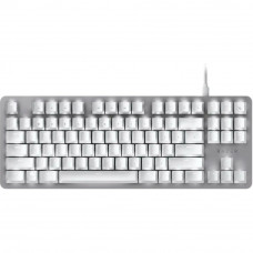 Клавиатура Razer BlackWidow Lite MercuryWhite (RZ03-02640700-R3M1) - Фото №1