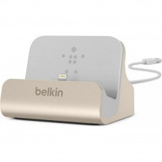 Док-станция Belkin Charge+Sync MIXIT iPhone 6s/SE Dock, Gold (F8J045btGLD) - Фото №1