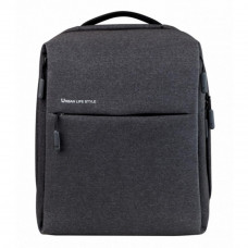 Рюкзак для ноутбука Xiaomi Mi minimalist urban Backpack Dark Grey (262331) - Фото №1