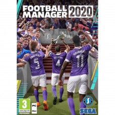Игра PC Football Manager 2020 (foot-man-20) - Фото №1