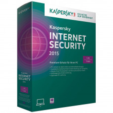 Программная продукция Kaspersky Internet Security 2015 Multi-Device 1 ПК 1 год Base Box (1-Device 1  - Фото №1