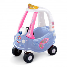 Чудомобиль Little Tikes Машинка Cozy Coupe Princess (173165E3) - Фото №1