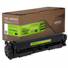 Картридж PATRON CANON 045 BLACK GREEN Label (PN-045KGL)