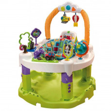 Игровой развивающий центр Evenflo ExerSaucer Triple Fun Plus World Explorer (032884190546) - Фото №1