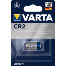 Батарейка Varta CR2 Lithium Photo (06206301401) - Фото №1