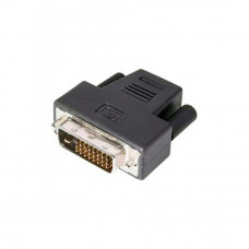 Переходник DVI-D to HDMI ( M/F), PORTABLE,BLACK Belkin (F2E4262BT) - Фото №1