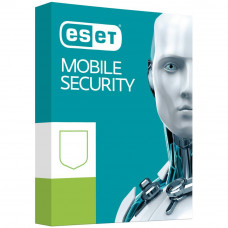 Антивірус ESET Mobile Security для 24 ПК, лицензия на 2year (27_24_2) Продукт - Mobile Security, кіл - Фото №1