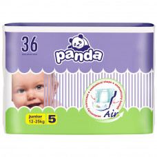 Подгузник Bella Panda Junior 36 шт (5900516601539) - Фото №1