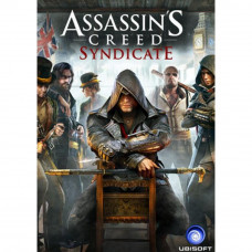 Гра Ubisoft Entertainment Assassin's Creed Syndicate PC, ключ активації, одиночна