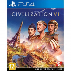 Игра SONY Civilization VI [PS4, Russian version] (5026555426947) - Фото №1