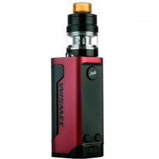 Стартовый набор Wismec Reuleaux RX Gen3 with Gnome Tank Kit Red (WISRXG3GRD) - Фото №1
