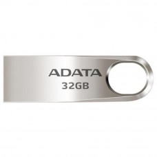 USB флеш накопичувач ADATA 32GB UV310 Metal Silver USB 3.1 (AUV310-32G-RGD) 32 Gb, USB 3.1, метал, с