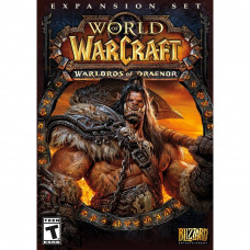 Гра Activision Blizzard World of Warcraft: Warlords of Draenor PC, ключ активації, мультиплеер - Фото №1
