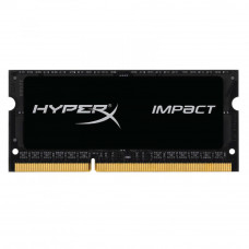 Модуль памяти для ноутбука SoDIMM DDR3L 8GB 1600 MHz HyperX Impact Kingston (HX316LS9IB/8) - Фото №1
