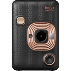 Камера миттєвого друку Fujifilm INSTAX Mini LiPlay Elegant Black (16631801) 86 х 54 мм, 62 x 46 мм,  - Фото №1