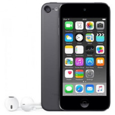 mp3 плеер Apple iPod Touch 16GB Space Gray (MKH62RP/A) - Фото №1