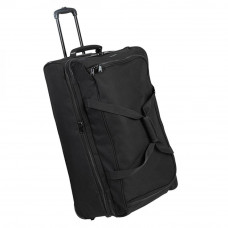 Сумка дорожная Members на колесах Expandable Wheelbag Extra Large 115/137 Black (TT-0032-BL) - Фото №1