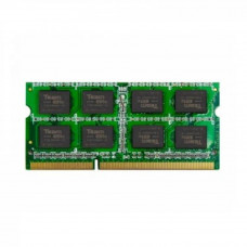 Модуль памяти для ноутбука SoDIMM DDR3 4GB 1600 MHz Team (TED34G1600C11-S01 / TED34GM1600C11-S01) - Фото №1