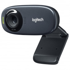 Веб-камера Logitech Webcam C310 HD (960-001065) 0.9 МП, 1.5 м, 1280 x 720 пікселів, HD, USB 2.0, вбу
