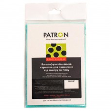 Серветки PATRON Multi-Purpose Dust and Toner Removal Wipes, 1psc (F5-015-SP)