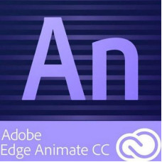ПО для мультимедиа Adobe Animate CC / Flash Prof CC Multiple/Multi Lang Lic Renewal 1 (65270415BA01A - Фото №1