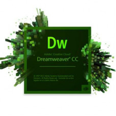 ПО для мультимедиа Adobe Dreamweaver CC teams Multiple /Multi Lang Lic New 1Year (65270365BA01A12) - Фото №1