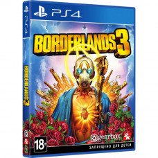 Игра SONY Borderlands 3 [PS4, Russian subtitles] (5026555425896) - Фото №1