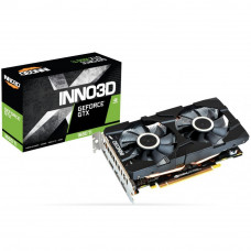 Видеокарта INNO3D GeForce GTX1660 Ti 6144Mb Twin X2 (N166T2-06D6-1710VA15) - Фото №1