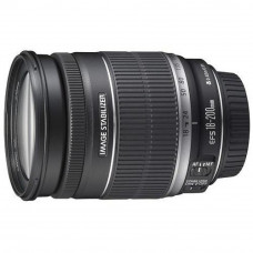 Объектив EF-S 18-200mm f/3.5-5 IS Canon (2752B005) - Фото №1