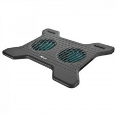 Підставка до ноутбука Trust Notebook Cooling Stand Xstream Bree (17805) 15 x 300 x 230 мм, 2 вентиля