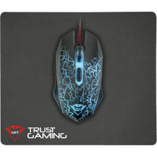 Мышка Trust GXT 783 Gaming Mouse & Mouse Pad (22736) - Фото №1