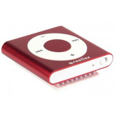 mp3 плеер Reellex UP-27 4GB Red (UP-27 red) - Фото №1